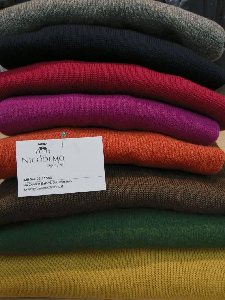 Shop abbigliamento taglie forti Messina